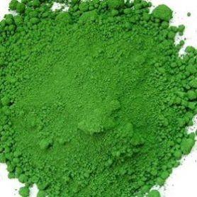 Colorante Verde Oxido