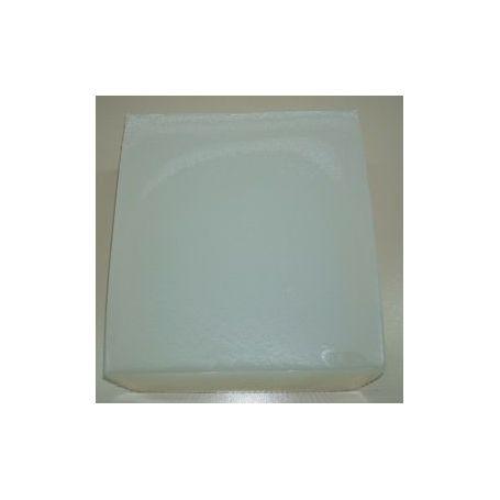 Jabón Base de Glicerina Cristal
