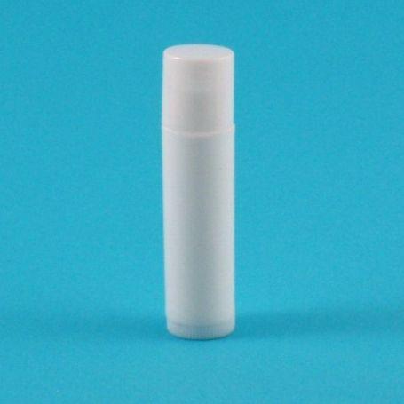 Envase Stick Labial-Blanco