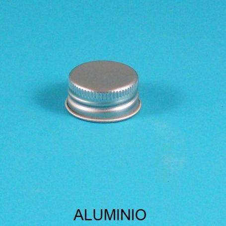 Tapón Aluminio