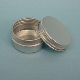 Tarro Aluminio de 15ml